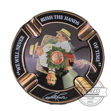 Arturo Fuente Hands of Time Ashtray - Black