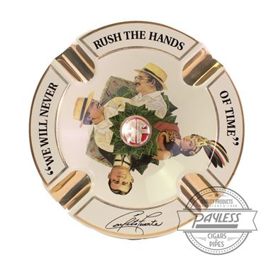 Arturo Fuente Hands of Time Ashtray - Ivory