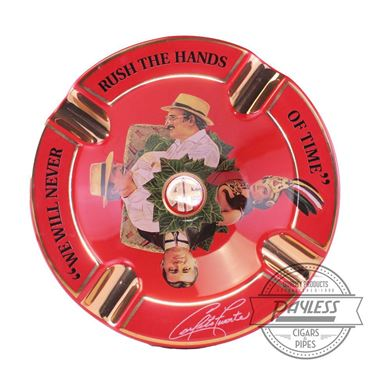 Arturo Fuente Hands of Time Ashtray - Red