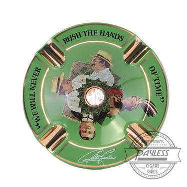 Arturo Fuente Hands of Time Ashtray - Green
