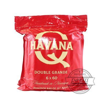 Havana Q Double Grande