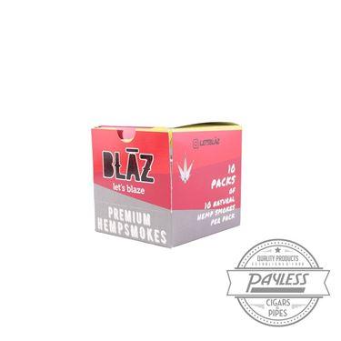 Blaz Premium Hemp Smokes Carton (10 Packs of 10)