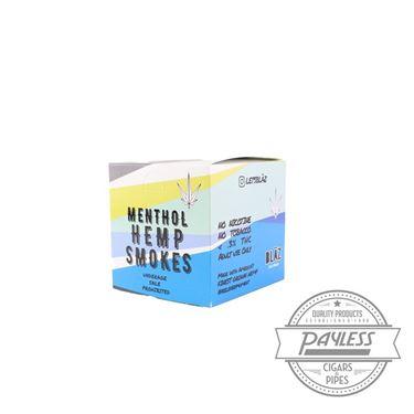 Blaz Menthol Hemp Smokes Carton (10 Packs of 10)