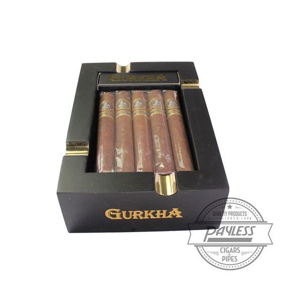 Gurkha Nicaragua Series Toro 10-Pack and Ashtray Gift