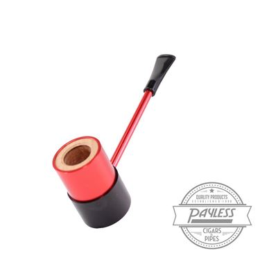 Compass Metal Pipe Red