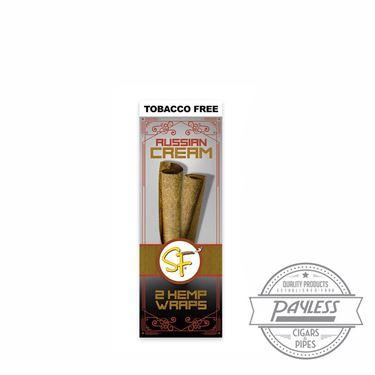 SF Hemp Wrap Russian Cream (25 Packs of 2)