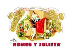 Picture for category Romeo y Julieta 1875 Nicaragua Connecticut