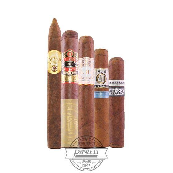 Payless Premium Cigar Sampler 6 (5-Pack)