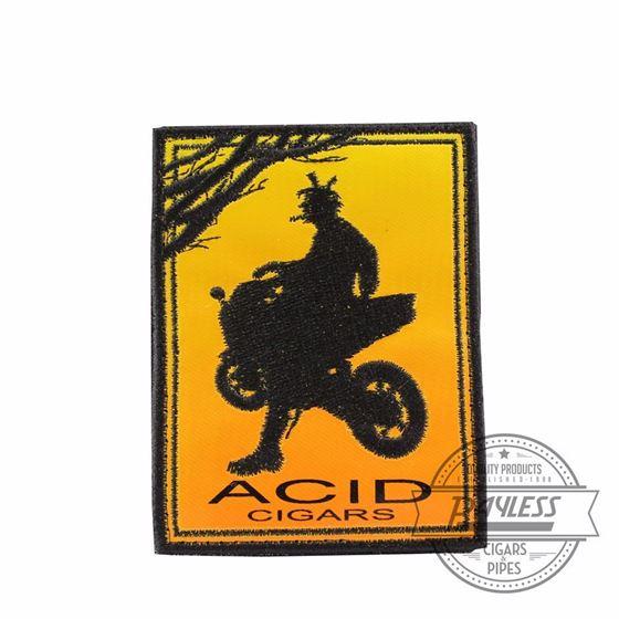 Drew Estate Acid Velcro Patch