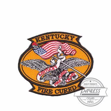 Kentucky Fire Cured Velcro Patch