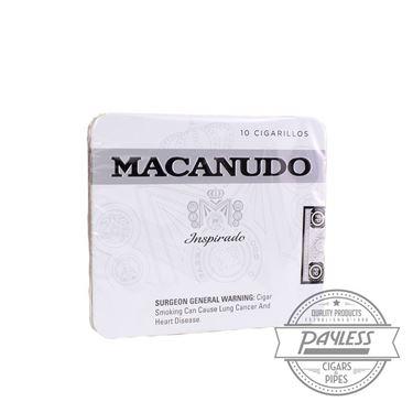 Macanudo Inspirado White Cigarillo Tin
