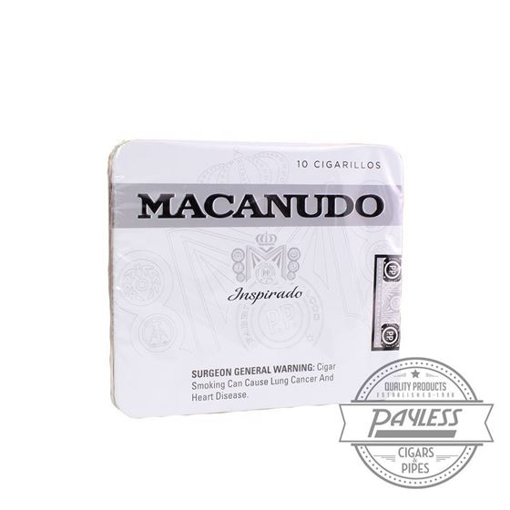Macanudo Inspirado White Cigarillo Tin