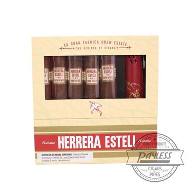 Herrera Esteli Habano Toro Gift Pack