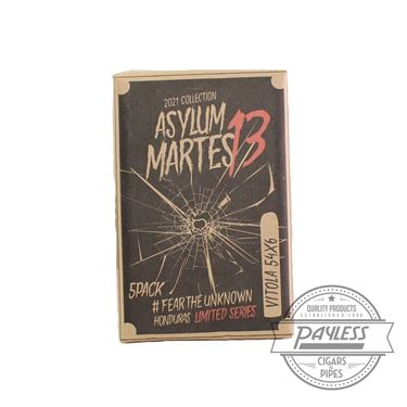 Asylum Martes 13 6x54 (5-Pack)