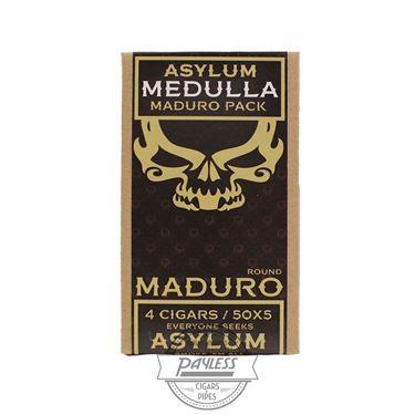 Asylum 13 Medulla Maduro 5x50 (4-Pack)