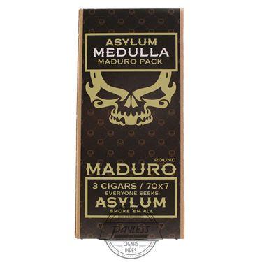 Asylum 13 Medulla Maduro 7x70 (3-Pack)