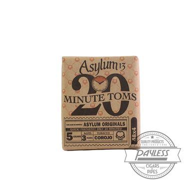 Asylum 13 20 Minutes Tom (5-Pack)