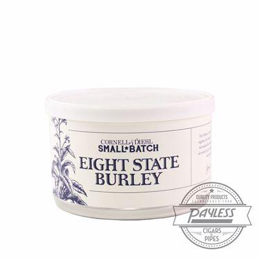 Cornell & Diehl Eight State Burley Tin