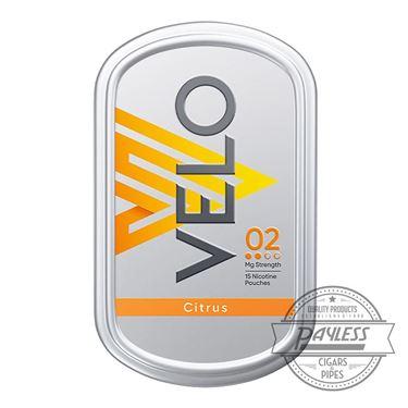 Velo Citrus 2mg (5 Tins)