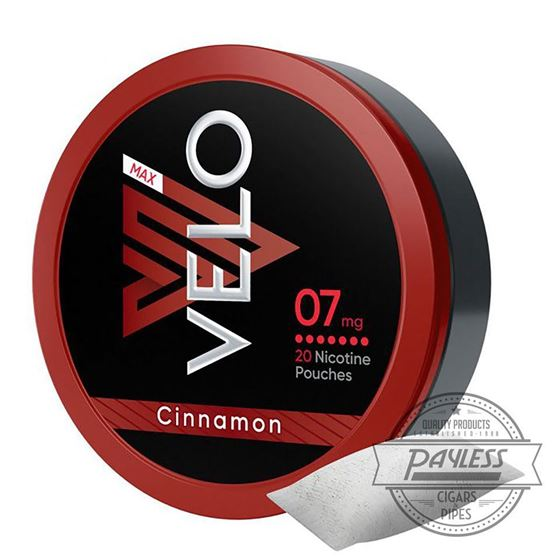 Velo Max Cinnamon 7mg (5 Tins)