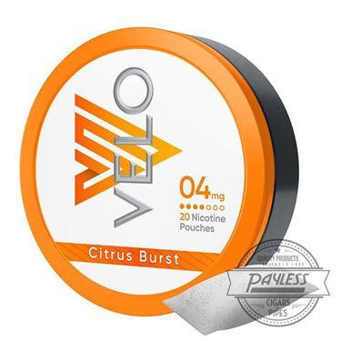 Velo Citrus Burst 4mg (5 Tins)