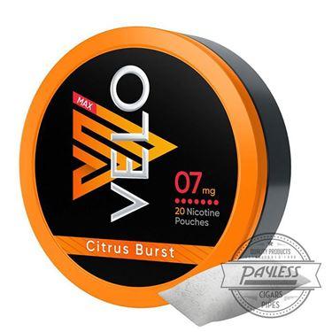 Velo Max Citrus Burst 7mg (5 Tins)