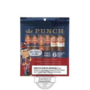 Punch 6-pack Sampler