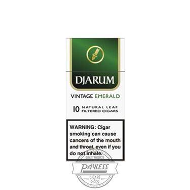Djarum Vintage Emerald (10 Packs of 10)