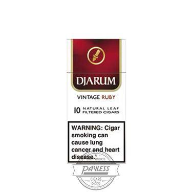 Djarum Vintage Ruby (10 Packs of 10)