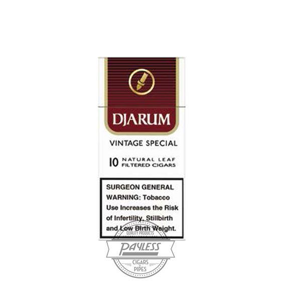 Djarum Vintage Special (10 Packs of 10)