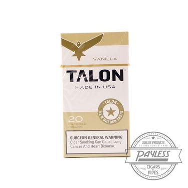 Talon Filtered Cigars Vanilla (10 packs of 20)