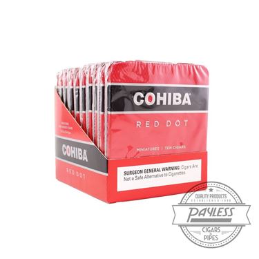 Cohiba Miniatures (10 Tins of 10)