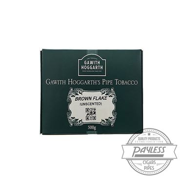 Gawith, Hoggarth & Co. Brown Flake Unscented (500G)