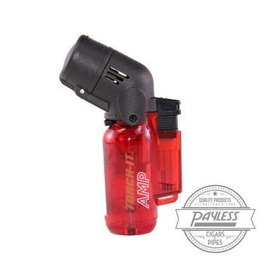 Torch It Amp Lighter - Red