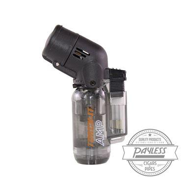 Torch It Amp Lighter - Black