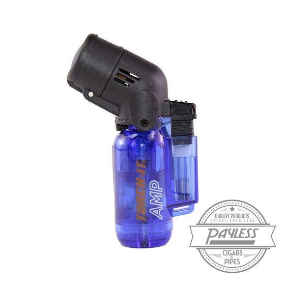 Torch It Amp Lighter - Blue