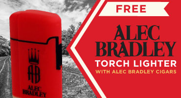 Free Alec Bradley Torch Lighter